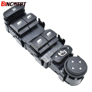 High quality OEM 6554.HA 6554HA For Citroen C4 2005-2011 Electric Power Window Lifter Control Switch