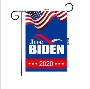 2020 Flag For Printed BIDEN Flag Banner BIDEN PRESIDENT Flags Banners For President USA Without Rod 30 X 45cm cny2186