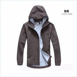 men jacket  clothing hardshell hunting clothes camouflage army autumn jacket and coat for men multicam windbreaker coat
