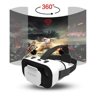 VR Shinecon G05A Helmet 3D Glasses Virtual Reality For Android Smart Phone Goggles Casque Len Gaming Lunette 3ds glass fors movies