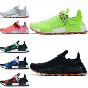 Adidas nmd human race Menschliche Rasse Laufschuhe für Herren Pharrell Williams Probe Infinity Species Know Soul Pink Sport Designer Schuhe Männer Frauen Turnschuhe 36-45