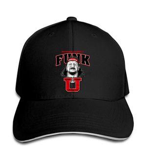 HARDCORE WRESTLING School of Hard KNOCKS TERRY FUNK PRO WRESTLING boné de beisebol Homens Snapback Cap Mulheres Hat Peaked