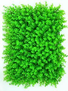 40x60cm verde hierba artificial de la alfombra por plantas de bricolaje Fotografía Wall telones de fondo plantas artificiales Decoración de apertura de actividad