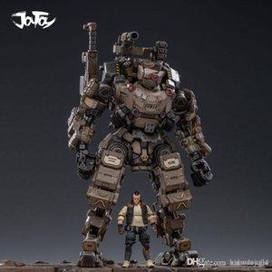JOYTOY 1:25 rakam robotu FSTEEL KEMİK MEK Askeri modeli bebek Mecha yılbaşı hediyesi hediye ücretsiz nakliye