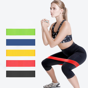 Gym Fitness Resistance Bands for Yoga Stretch Pull Up Assist Bands Rubber Crossfit Exercise Training Workout Equipment k170g