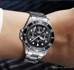 Moda Yeni 2020 Hareket Otomatik Erkekler Saatler 40mm Tasarımcı takvim İnsanın Marka Kol Erkekler İzle Online, Soğuk