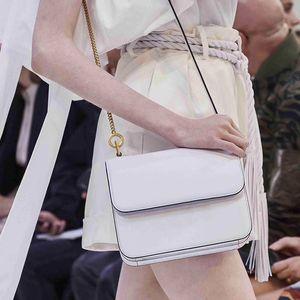 Fashion quality hot sale women designer handbags luxury crossbody messenger shoulder bags chain bag good quality Genuine leather leather pur