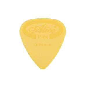 Çılgın dönüş AP-G 20 adet / set Profesyonel gitar, gitar Seçtikleri 0.71mm tasarım naylon gitar alır, gitar yedek parçaları