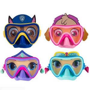 Silica gel diving mask anti fog anti choking water snorkeling masks cos super hero dhl free shipping