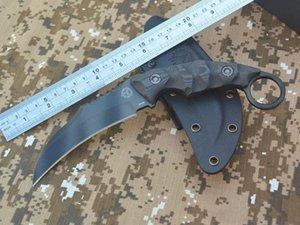 karambit claw LW-2016 beak claw VG-10 59-60HRC carbon fiber handle camping survival knives Xmas gift knife 1pcs A1pa
