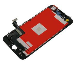 Iphone8 için LCD Ekran Digitizer Dokunmatik Ekran Modülü Için Çerçeve Ile iphone 8 Artı Onarım Bölümü