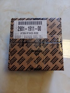 2sets frete grátis / lot 2901191100 genuína PTFE lábios duplo / tripas AC vedação do eixo bucha kit retentor kit GA55-90