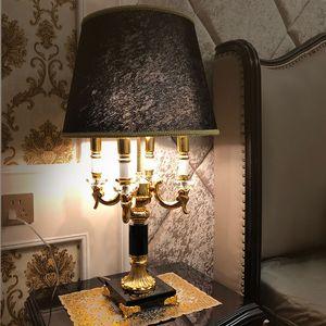 Crystal Table Lamp White Black Modern Golden Art AC High Grade Crystals k9 Table Lamp For Home Bedroom Living Room Decoration Bedside Lamp