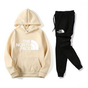Le créateur de mode nouvelles femmes d'hommes pantalon hoodie veste de costume de sport occasionnels sweat-shirt et capuche costume pantalon et Ens pantalon survêtement. 0128