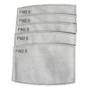 PM2. 5 Maske Filter Maske Zubehör PM2. 5 filter 5-Schicht Schutzfilter Aktivkohle Maske filter EEA1495