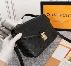 Новый французский высокого класса бренд женская сумка повседневная мода кожа бизнес повседневная партия путешествия женская диагональная сумка бесплатная доставка