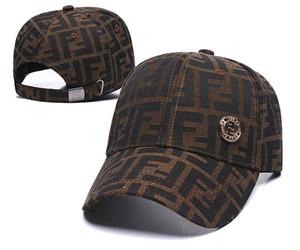 популярные роскошные дизайнерские шляпы шапки мужчины хлопок casquette женщины открытый вышивка Авангард хип-хоп snapbacks классический бейсбол папа шапки