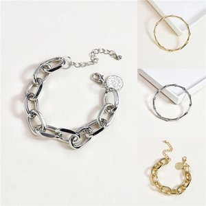 Handmade Rainbow Beads Braided Bracelet Waterproof Rope Ankle Bohemian Sead Beaded Wax Rope Bracelet For Women Summer Beach Jewelry#737