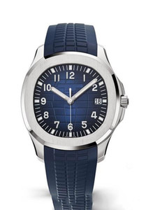 2020 lusso all'ingrosso orologi da polso acciai inossidabili movimento Aquanaut automatico confortevoli fibbia originale cinturino in caucciù uomini Mens Watch watc