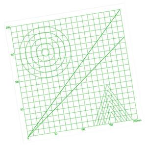 3D-Druck-Feder-Silikon-Design-Mat Basic Template, Große 3D-Pen-Zeichentools Weihnachtsgeschenk für Kinder