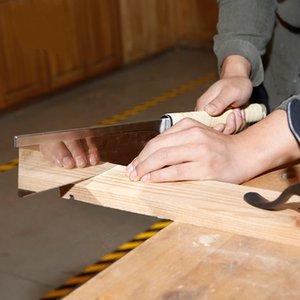 outil mortaise travail du bois n ° 371 scie japonaise Fine Woodworking Fabriqué au Japon