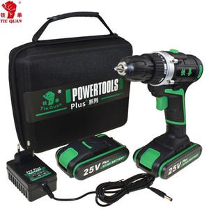 outils électriques sans fil Mini 25V Drill forage électrique Tournevis électrique UE T200324