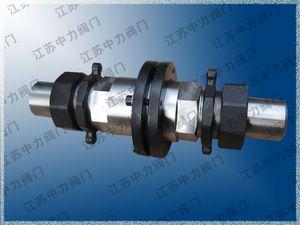 Stainless steel check valve high pressure welded check valve