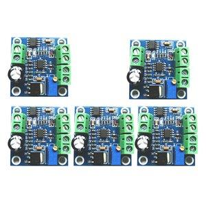 5 Pièces Fréquence Pour convertisseur de tension Module 0-1KHZ 0-10V Volt Module de conversion