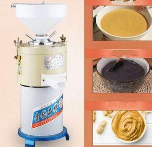 35kg popolare / h commerciale burro di arachidi che fa macchina Tahini fa macchina Sesame Tahini macchina Peanut Butter Maker
