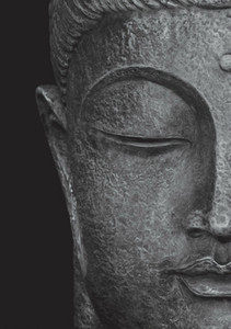 La cabeza de Buda gigante Arte de la pintura Decoración pintado a mano de la impresión de HD pintura al óleo sobre lienzo arte de la pared de la lona representa 200119