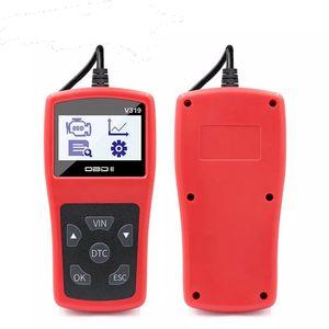 Autowerkzeug OBD2 Reader Tool OBDII / EOBD Scan Code Reader OBD Code Auto OBD2 V319 Diagnose Multi-Language Scanner NENGT
