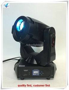 6 / lot 무대 조명 180w LED 패턴 이동 머리 dj quipment gobo 빛