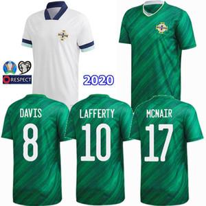2020 2021 Irlanda del Norte de fútbol jerseys DAVIS Magennis MCNAIR LAFFERTY 20 21 E-mail Fútbol distancia hombres y los niños chicos camisa