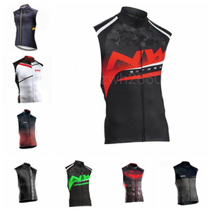 Northwave Breathable NEW Cycling Sleeveless jersey Tops Summer mtb cycle bike only shirt cycling clothing Ropa mailot Ciclismo S2041827