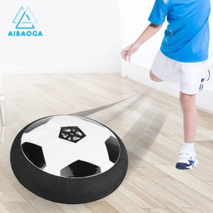 Children Mini Development Toy Ball Toys Hovering Multi-surface Indoor Gliding Air Suspended FFloating Football