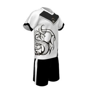 مخصص لكرة القدم جيرسي ملابس موحدة بالجملة 100 ٪ البوليستر التسامي كرة القدم جيرسي الحكم جيرسي