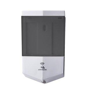 Soap automática 650ml Dispenser Sabonete Líquido Dispensers plástico Sensor Dispenser Movimento portátil ativado fixado na parede Dispenser IIA50