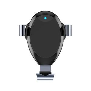 G03 Беспроводное зарядное устройство автомобильный держатель для телефона Qi для iPhone Samsung