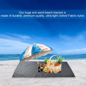 OUTAD Waterproof Portable Ultra-light 210D Oxford Cloth Beach Tent Mat Blankets for Outdoor Camping Picnic