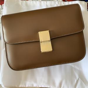 2020 nova populares senhoras de couro bolsa de ombro mensageiro saco pequeno quadrado Moda Feminina aeromoça bolsas Boa venda de carteira