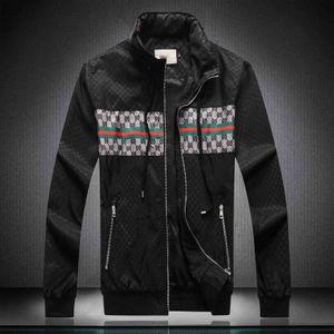 Art und Weise Mens Marken-Designer-Jacke 3D-Druck Langarm Medusa Beiläufiges Sweatshirt Luxus Jacken Hip Hop Harajuku Street Mantel