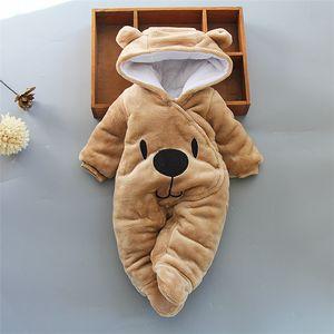 pagliaccetti del bambino 4 colori ragazzo bambino Stilisti per Ragazza neonato vestiti di autunno ragazze di inverno snowsuits tute ZJY984 all'ingrosso