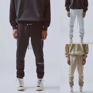 I nuovi pantaloni Mens 19FW Essentials Via Pant per Man FOG riflettente Sweatpants Mens Hip Hop Streetwear