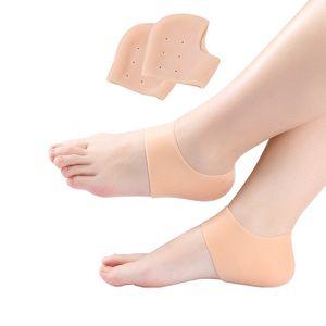 Силиконовый инструмент для ухода за ногами увлажняющий гель пятки носки трещины уход за кожей протектор педикюр здоровье мониторы массажер DHB94