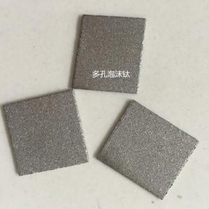 Frittés titane Porous ro eau Filtre allemand / korea Fabricant sur mesure Porous plastique / métal / acier inoxydable / titane / céramique / de activÃ