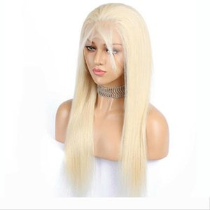 Lace Front Wig Human Hair 13X4 Pre plucked High Ratio Brazilian Remy Hair Neon 150% Density For Black Women