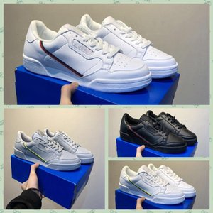 ACT80A 2018 Antique AD Continental 80 Rascal Leather x Kanye West Casual Shoes White OG Core BlackssYEzZYYEzZYs v2 350boost