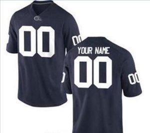 CUSTOM Mens, молодежь, женщины, малыш, Penn State Nittany Lionss персонализированная ЛЮБОЕ ИМЯ И НОМЕР ЛЮБОГО РАЗМЕР прошитой Top колледж качества Джерси
