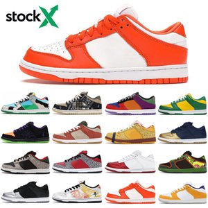 Classic chunky dunky sb dunk low stock x men women running shoes outdoor platform mens womens trainers sports sneakers runners