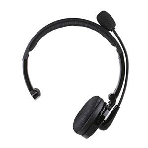 2019 Kamyon Sürücüsü Için Gürültü Iptal Kablosuz Kulaklıklar Boom Mic Için Bluetooth Kulaklık iPhone / Samsung / PS3 / Android / MAC / Windows (Perakende)